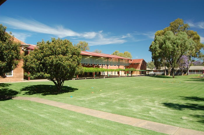 Moree Public School grounds